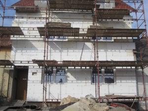 Rekonstrukce RD Bučovice, Zahradní